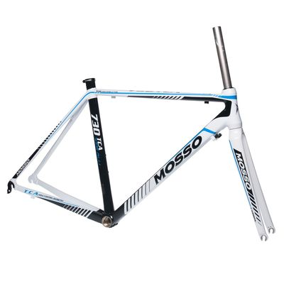 FRAME ROAD MOSSO 730TCA with CARBON FORK -  530 mm