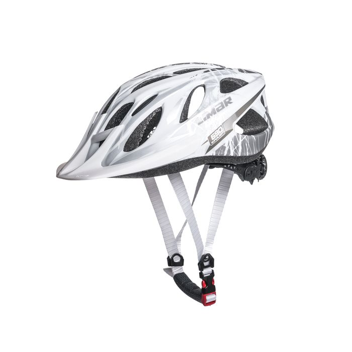 HELMET MTB LIMAR 690  Superlight with rear Led MATT WHITE