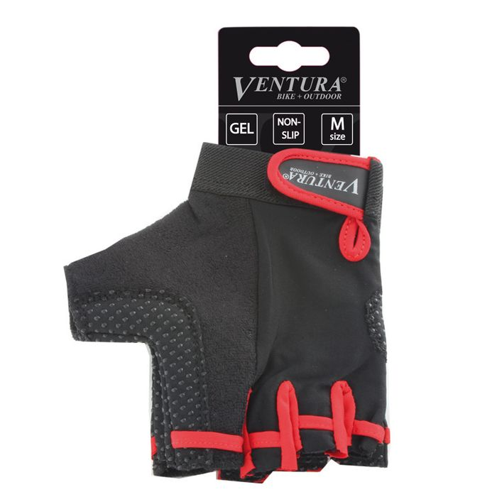 "BICYCLE GLOVES   ""VENTURA"" GEL"