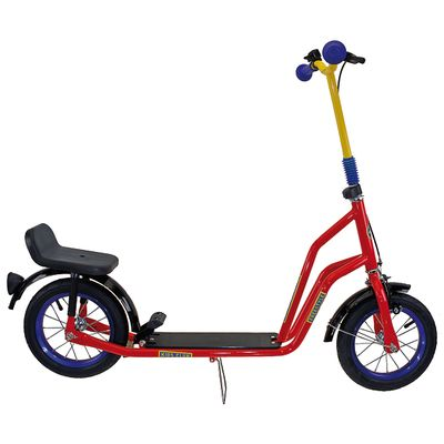 "CLASSIC SCOOTER - WHEEL  12"" WITH FOOTBRAKE"