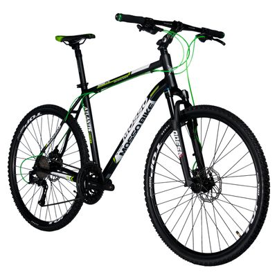 "BICYCLE CROSS MOSSO ""ATLANTIS"" ACERA 3X9  - Frame size: 17"""