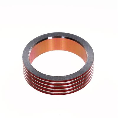 "DISTANCES SPACER FOR CONTROLLERS 1 1/8""-10mm- RED"