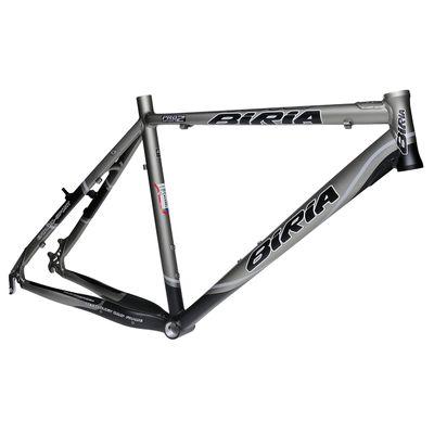 """FRAME MTB 26"""" BIRIA RS Size: 20,5"""" / 52 cm Matt Graphite/ Matt Black"""