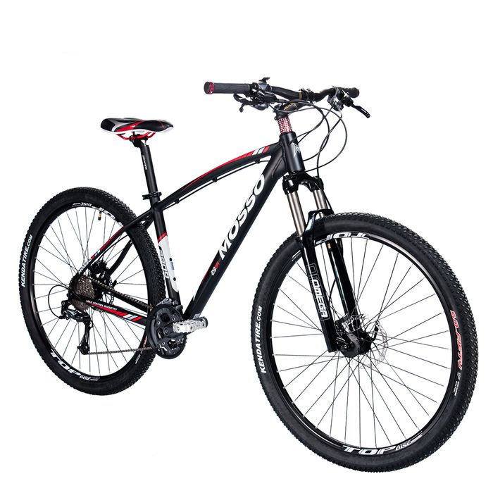 """BICYCLE  MTB -29"""" MOSSO 2909 - SHIMANO ALIVIO / DEORE -3x9 SUSPENSION FORK  RST OMEGA RL"""