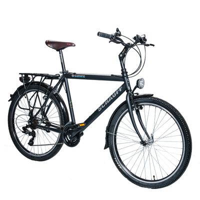 "BICYCLE  ATB -26"" SCHAUFF. FRAME  HI TEN / CR-MO"