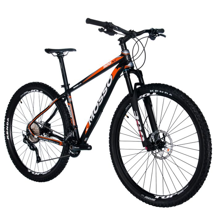 "BICYCLE MTB-29"" MOSSO 920 XC DEORE 2x10"