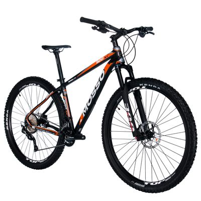 "BICYCLE MTB-29"" MOSSO 920 XC DEORE 2x10  - Frame Size: 17"""